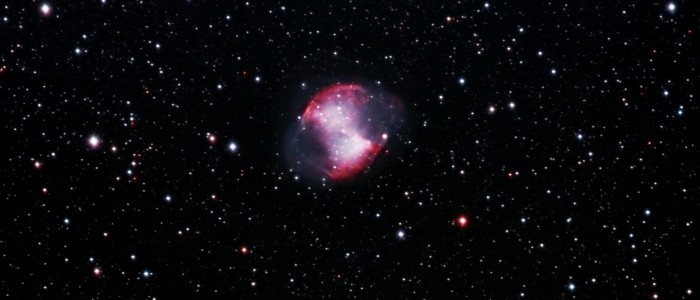 Dumbbell Nebula M27